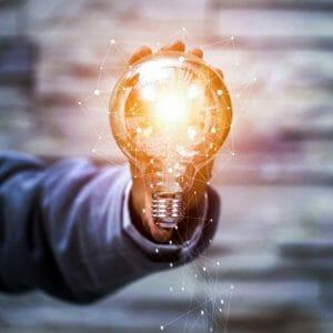 WRAL Digital Solutions Lightbulb